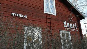Lauri-tuotteet Oy:n myymälä Rovaniemellä