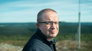 Professori Markku Kulmala.