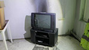 Palanut televisio