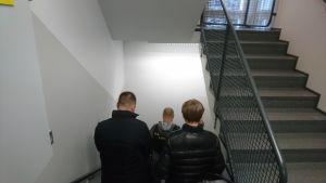 Saimaan ihmissalakuljetustapauksen oikeudenkäynti on alkanut Etelä-Karjalan käräjäoikeudessa Lappeenrannassa.