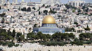 Jerusalem ja Kalliomoskeija