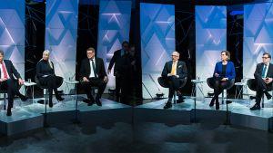 Yle Vaalikeskustelu 14.12.2017.