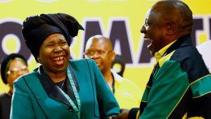 ANC:n johtajuudesta kamppailleet pääehdokkaat