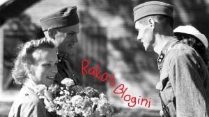 Häät jatko-sodan aikana.