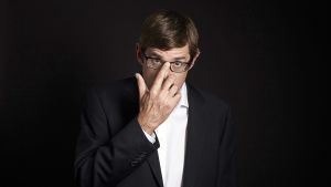 Dokumentaristi Louis Theroux.