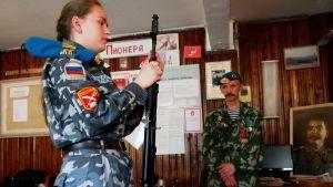 Ulkolinja: Venäjä - 100 vuotta myöhemmin
