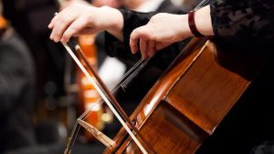 Radion sinfoniaorkesterin konsertti Musiikkitalossa