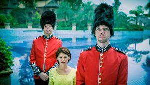 Dokumenttiprojekti: Kiinalainen unelma