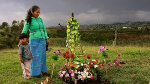 Ulkolinja: Veren tahrima rauha