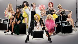 Lontoon drag-kuningattaret