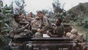Historia: Vietnamkriget