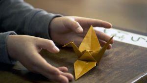 Tiededokumentti: Origamikoodi