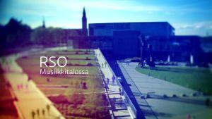 RSO Musiikkitalossa