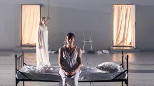 Ingmar Bergman koreografin silmin