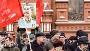 Dok: Stalins djupa spår