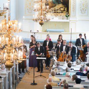 Öppningskonsert 2013 med Mellersta Österbottens Kammarorkester