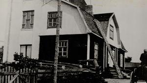 Matkustasjakoti Päijänne Asikkalan Vääksyssä 1927