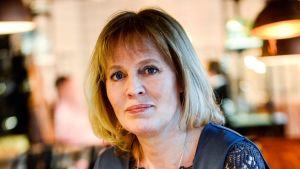 Mariette Lindstein har skrivit en trilogi utgående från sitt liv i scientologikyrkan.
