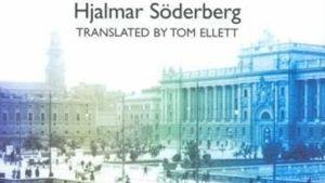 Pärmen till den engelska versionen av Hjalmar Söderbergs roman Martin Bircks ungdom.