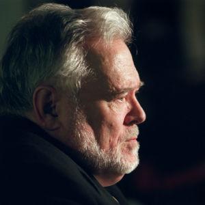Sivukuvassa Paavo Noponen. (2000)