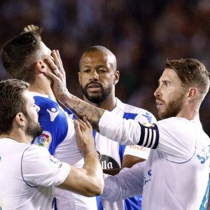 Sergio Ramos har varit i hetluften många gånger i sin ligakarriär.