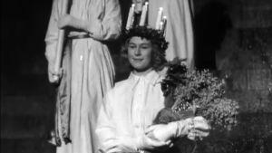 Vuoden 1956 Lucia-neito