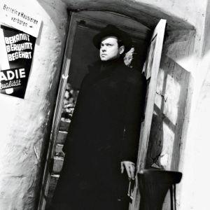 Orson Welles on Harry Lime elokuvassa Kolmas mies