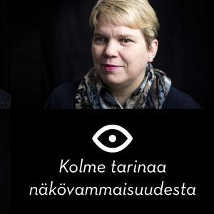 Kuvassa Markku Tallila, Katja Kuusela ja Salla Huhtala.