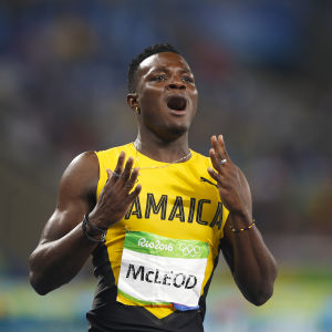 Omar McLeod i OS