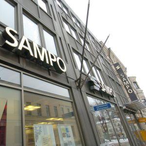 Sampos logo
