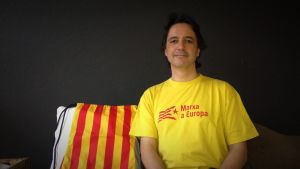 Robert Garrigás, Katalonien