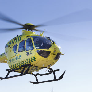 läkarhelikopter