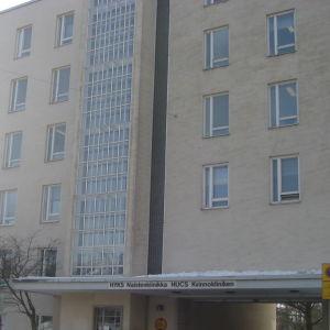 Kvinnokliniken i Helsingfors.