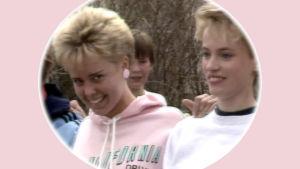 Flickor i Mattlidens skola, 1985