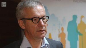 Kari Paaso, direktör vid Social- och Hälsovårdsministeriet.