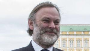 Tim Barrow, Storbritanniens nya EU-ambassadör.
