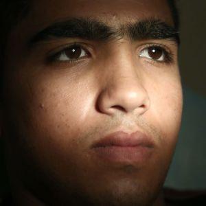 Syyrialainen 15-vuotias Ghaith kuvaa itse pakomatkaansa kohti Saksaa.