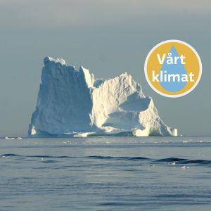 Isberg utanför Ilulissat på Grönland.