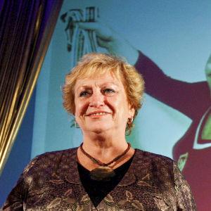 Věra Čáslavská, 2012.