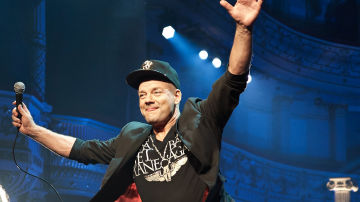 Hiphop fungerar valdigt bra med tjajkovskij