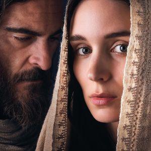 Filmplanschen till Maria Magdalena.