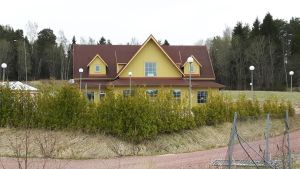 De åtalade krögarna drev två thairestauranger på Åland, en i Mariehamn och en i Godby (på bilden).