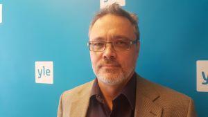 Terrorismforslare Mats Fridlund.
