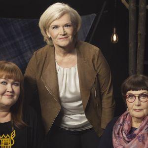 Kuvataiteilija Leena-Riitta Salminen selätti isättömyyden häpeän ja katkaisi vaikenemisen ketjun. Anne Flinkkilän vieraana myös historioitsija Ira Vihreälehto.
