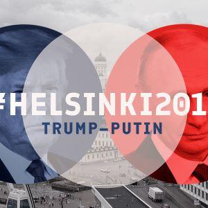 Ylen erikoislähetys #Helsinki2018: Trump-Putin seuraa presidenttien huippukokousta koko päivän.