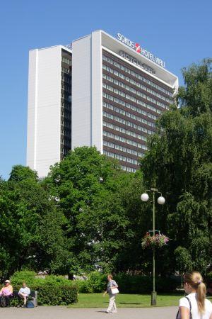 Hotell Viru i Tallinn sommaren 2005