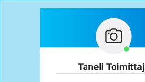 Kuvakaappaukset Skypen sivulta ja Facebook Messenger -sovelluksesta: Käyttäjänimen ei tarvitse olla oma nimi.