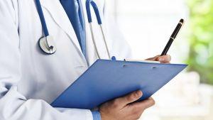 Läkare för anteckningar