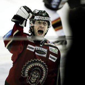 Tomi Kallio, Frölunda 2011.