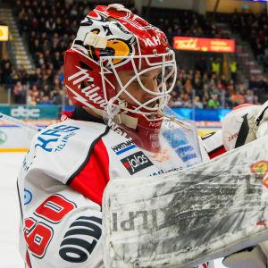 Mika Järvinen i Sports mål.